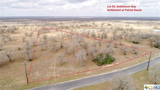0 (lot 35) Settlement, Luling, TX 78648 (MLS #339153) :: Erin Caraway Group