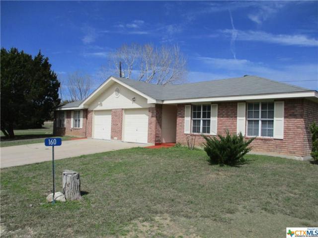 160-162 Pr 4806, Copperas Cove, TX 76522 (MLS #339291) :: Texas Premier Realty