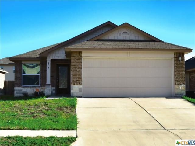 105 W Vega Lane, Killeen, TX 76542 (MLS #340338) :: The i35 Group