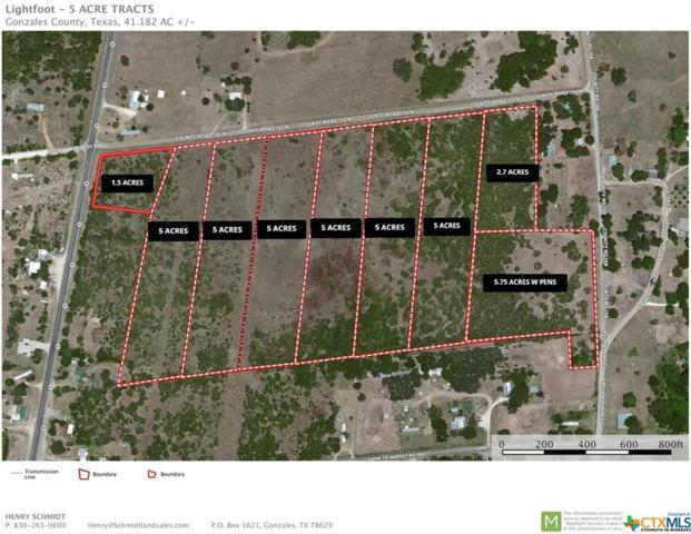 165 County Road 159 East, Leesville, TX 78122 (MLS #340533) :: Magnolia Realty