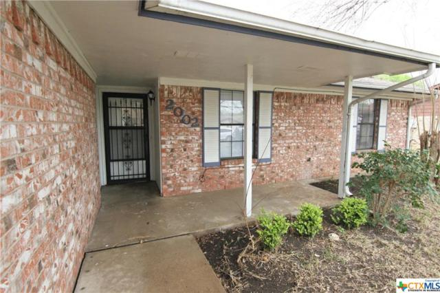 2002 Hooper Street, Killeen, TX 76543 (MLS #340645) :: Texas Premier Realty
