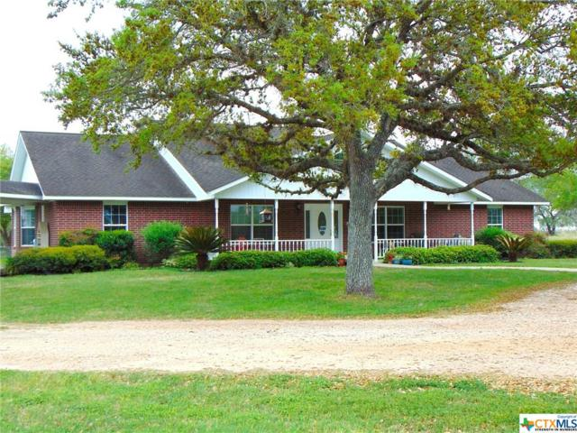 43 County Road 167, Hallettsville, TX 77964 (MLS #340683) :: RE/MAX Land & Homes