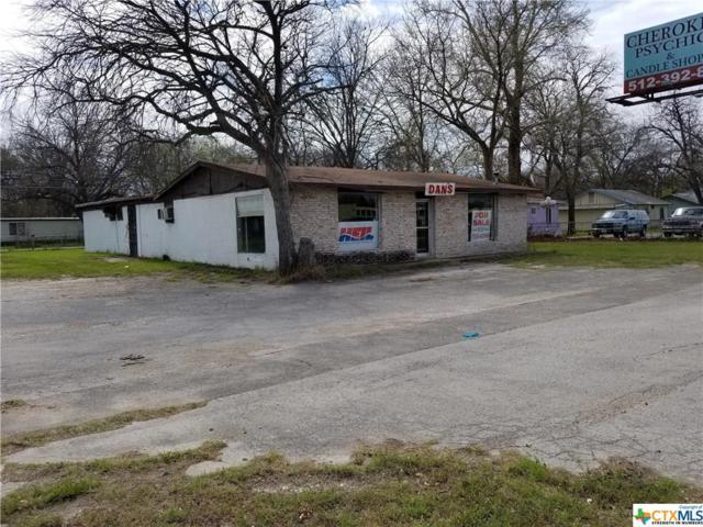 317 Linda, San Marcos, TX 78666 (MLS #340685) :: RE/MAX Land & Homes