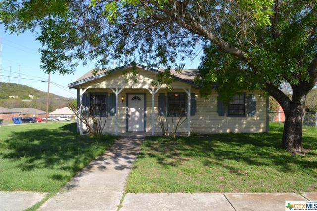 901 Hackberry Street, Copperas Cove, TX 76522 (MLS #340749) :: The i35 Group
