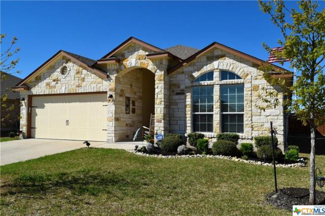 9403 Zayden Drive, Killeen, TX 76542 (MLS #340928) :: The i35 Group