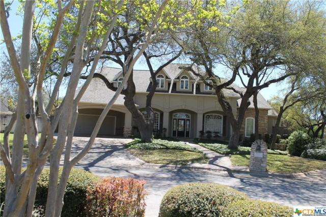 5416 Bentwood Court, Temple, TX 76502 (MLS #340945) :: The i35 Group