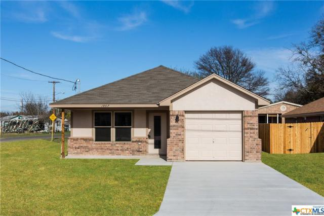 1807 Aztec Tr, Harker Heights, TX 76548 (MLS #341025) :: The i35 Group