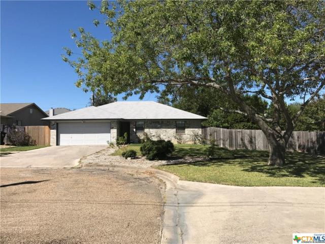 132 Jordan Loop, Nolanville, TX 76559 (MLS #341050) :: The i35 Group