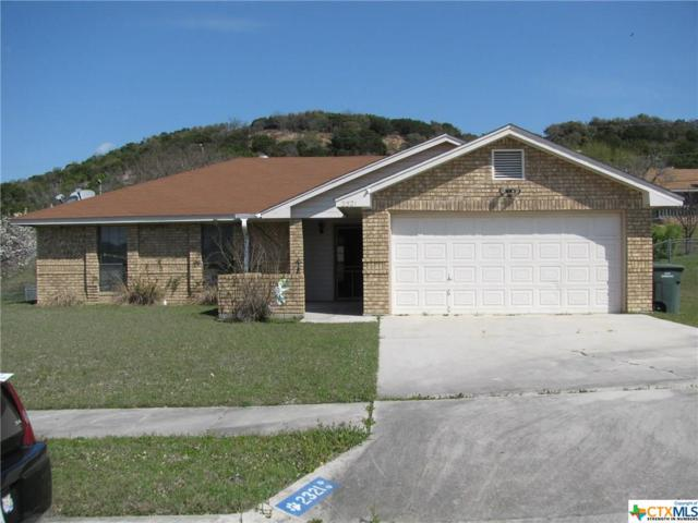 2321 Whitney Drive, Copperas Cove, TX 76522 (MLS #342288) :: Erin Caraway Group