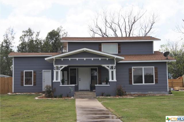 1110 Hopkins Street, Yoakum, TX 77995 (MLS #342316) :: RE/MAX Land & Homes