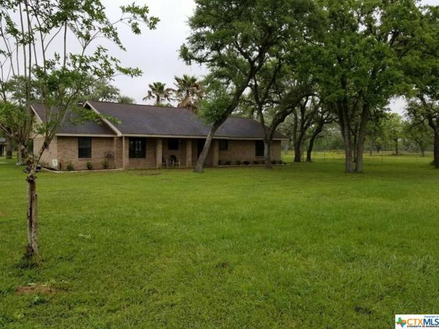 405 County Road 439, Yoakum, TX 77995 (MLS #343884) :: RE/MAX Land & Homes