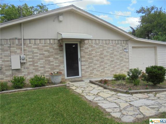 301 Pat Cleburne, Yoakum, TX 77995 (MLS #344197) :: RE/MAX Land & Homes