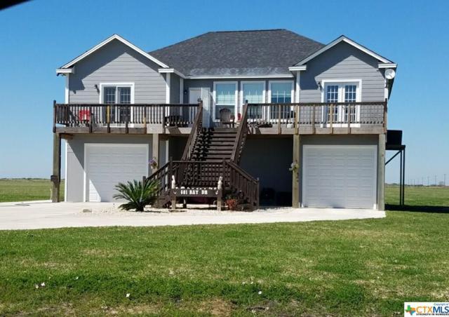 681 Bay Drive, Palacios, TX 77465 (MLS #344609) :: RE/MAX Land & Homes