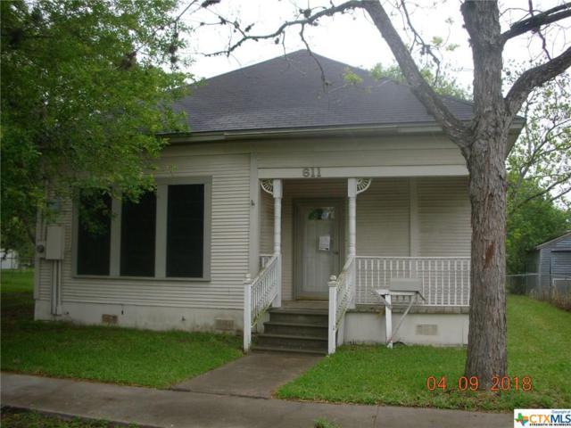 611 Schwab, Yoakum, TX 77995 (MLS #344721) :: RE/MAX Land & Homes
