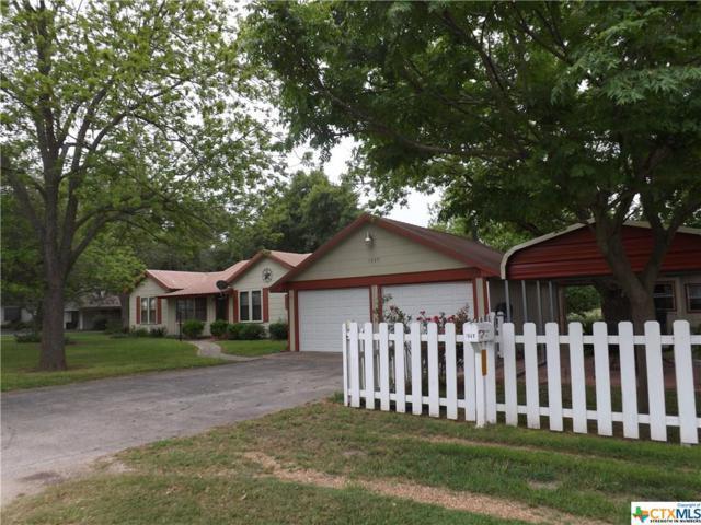 1649 N Texana, Hallettsville, TX 77964 (MLS #344743) :: RE/MAX Land & Homes