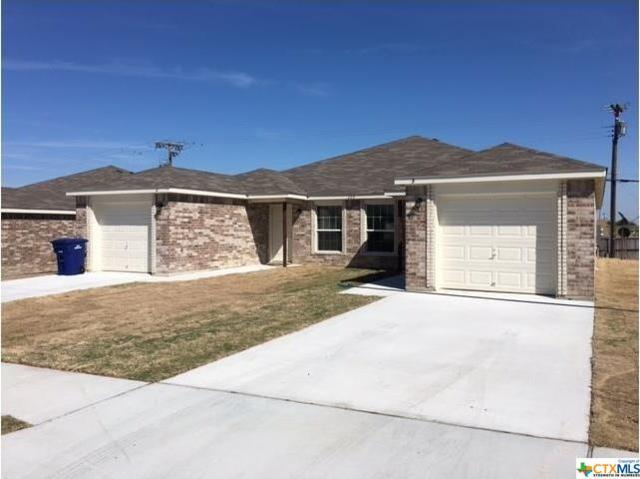 225 Gibson A-B, Copperas Cove, TX 76522 (MLS #345266) :: Erin Caraway Group