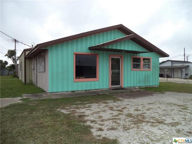 305 W Broadway Avenue #1, Seadrift, TX 77983 (MLS #346244) :: RE/MAX Land & Homes