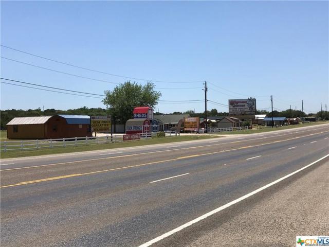 6148 E Highway 190, Lampasas, TX 76550 (MLS #346892) :: The Graham Team