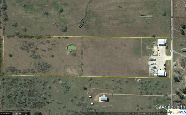291 Lockhart Cemetery Rd, Cuero, TX 77954 (MLS #347218) :: Erin Caraway Group