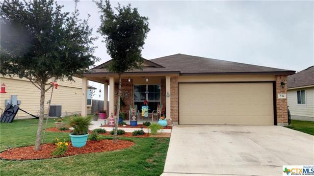 734 Wolfeton, New Braunfels, TX 78130 (MLS #347761) :: The Suzanne Kuntz Real Estate Team