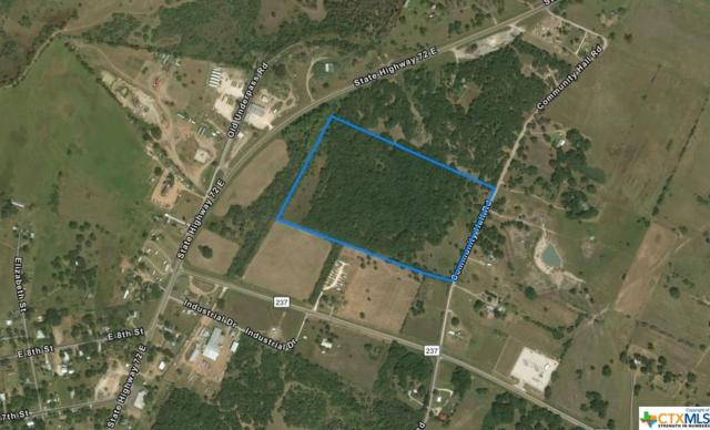 0 Community Hall Rd, Yorktown, TX 78164 (MLS #348329) :: RE/MAX Land & Homes