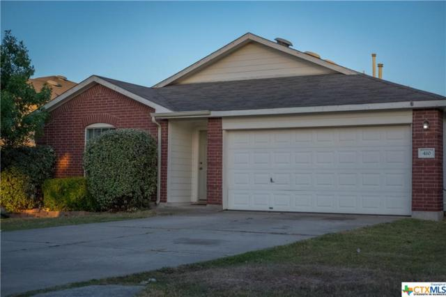 410 Goldenrod St, Kyle, TX 78640 (MLS #348802) :: Erin Caraway Group