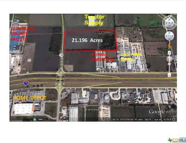 TBD N State Hwy 123 Highway, Seguin, TX 78155 (MLS #349080) :: RE/MAX Land & Homes