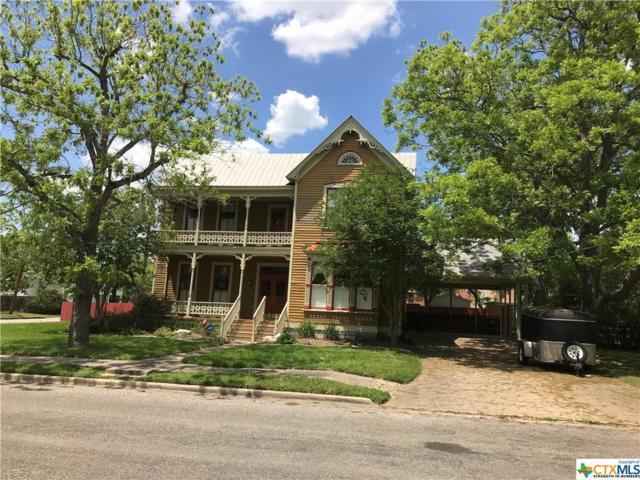 501 E 3rd Street, Hallettsville, TX 77964 (MLS #349783) :: RE/MAX Land & Homes