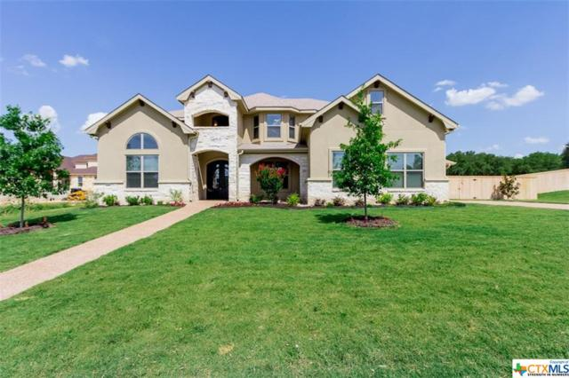 2019 Bella Vita Dr., Nolanville, TX 76559 (MLS #349987) :: The i35 Group