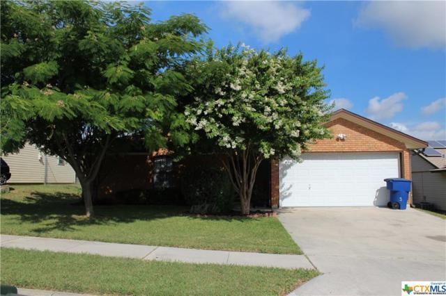 309 Chestnut Drive, Copperas Cove, TX 76522 (MLS #350126) :: Texas Premier Realty