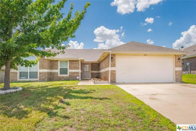 307 Sims Ridge Rd, Nolanville, TX 76559 (MLS #350186) :: Texas Premier Realty