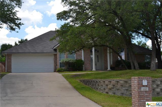 610 Lantana Street, Harker Heights, TX 76548 (MLS #350524) :: The i35 Group