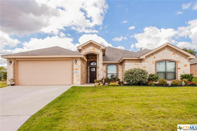 7914 Dudleys Draw Drive, Temple, TX 76502 (MLS #350630) :: The i35 Group