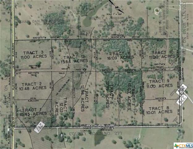 320 Benbow Road, Yoakum, TX 77995 (MLS #350689) :: RE/MAX Land & Homes