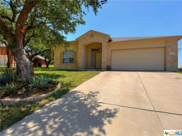 431 Trails End Drive, Killeen, TX 76543 (MLS #350794) :: Erin Caraway Group