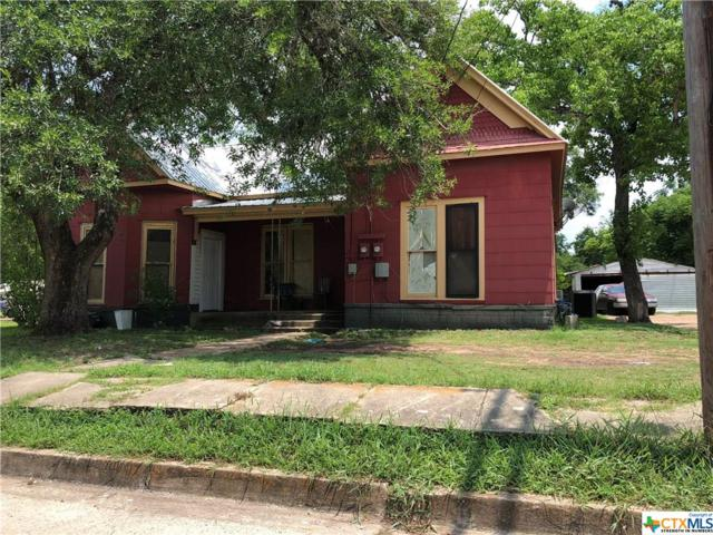 311 Davis Street, Yoakum, TX 77995 (MLS #350814) :: The Zaplac Group