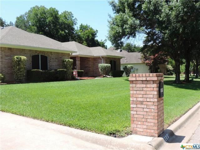 105 Oakcreek Drive, Temple, TX 76504 (MLS #350825) :: The i35 Group