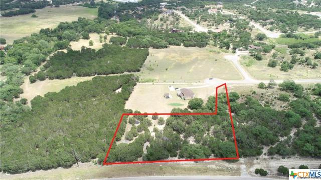 749 NW Caballo Trail, Canyon Lake, TX 78133 (MLS #351107) :: Erin Caraway Group