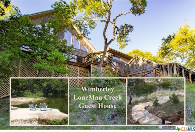 601 Deer Lake, Wimberley, TX 78676 (MLS #351826) :: Magnolia Realty