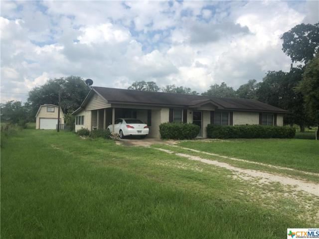 2447 County Road 413, Yoakum, TX 77995 (MLS #352095) :: RE/MAX Land & Homes