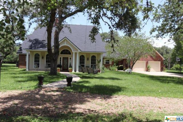 388 Post Oak Trail, Inez, TX 77968 (MLS #352503) :: Kopecky Group at RE/MAX Land & Homes
