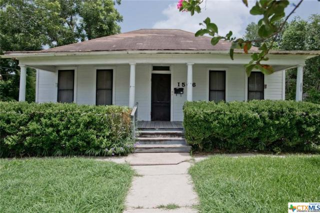1506 E Goodwin, Victoria, TX 77901 (MLS #353916) :: RE/MAX Land & Homes