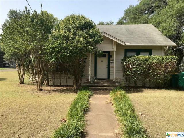 113 E 8th, Belton, TX 76513 (MLS #354072) :: RE/MAX Land & Homes