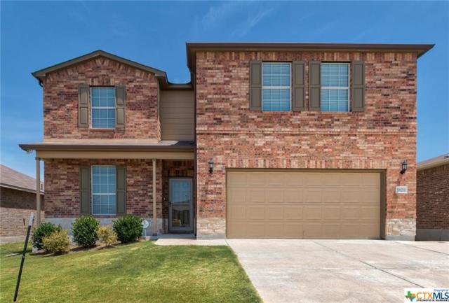 5829 Hopkins Drive, Temple, TX 76502 (MLS #354476) :: Berkshire Hathaway HomeServices Don Johnson, REALTORS®