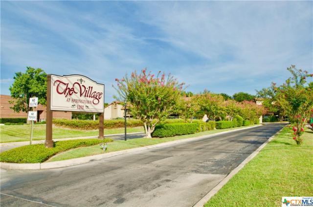 1202 Thorpe #206, San Marcos, TX 78666 (MLS #354813) :: Magnolia Realty