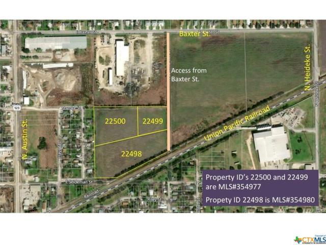 0 Railroad, Seguin, TX 78155 (MLS #354980) :: RE/MAX Land & Homes