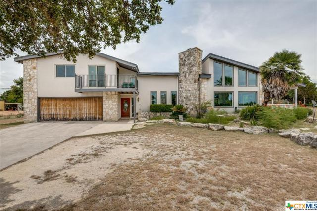 837 Military Drive, Canyon Lake, TX 78133 (MLS #356440) :: Erin Caraway Group