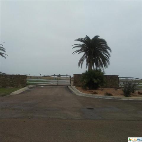 Lot 8 Blk 2 Bay Club Drive, Seadrift, TX 71647 (MLS #356607) :: RE/MAX Land & Homes