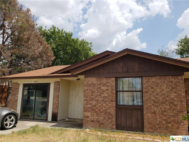 202 Bridle Drive, Copperas Cove, TX 76522 (MLS #357413) :: RE/MAX Land & Homes