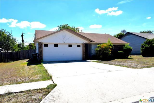 324 Chestnut Drive, Copperas Cove, TX 76522 (MLS #357793) :: The Suzanne Kuntz Real Estate Team